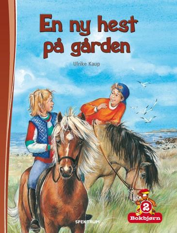 Bokbjørn: En ny hest på gården