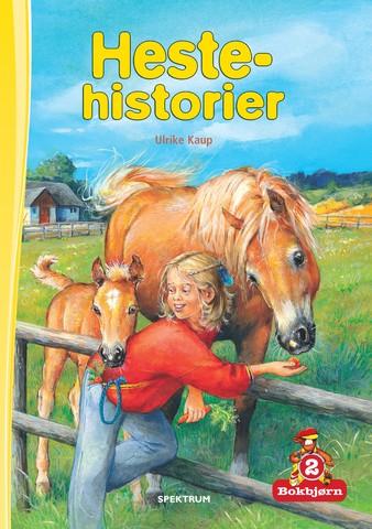 Bokbjørn: Hestehistorier