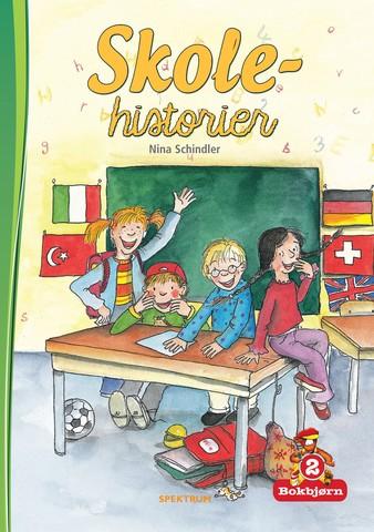 Bokbjørn: Skolehistorier