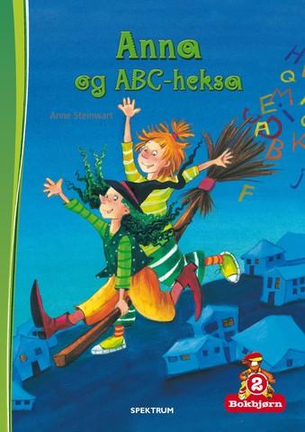 Bokbjørn: Anna og ABC-heksa