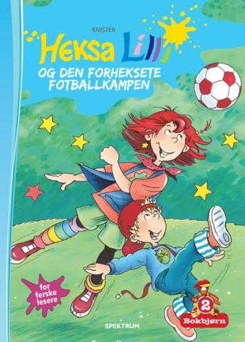 Bokbjørn: Heksa Lilli og den forheksete fotballkampen (2)