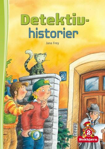 Bokbjørn: Detektivhistorier