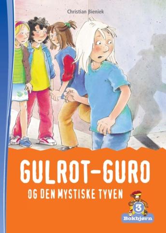 Bokbjørn: Gulrot-guro og den mystiske tyven