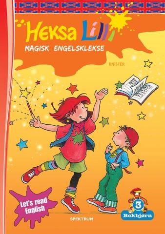 Bokbjørn: Magisk engelsklekse