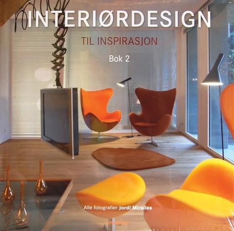 Interiørdesign til inspirasjon : bok 2