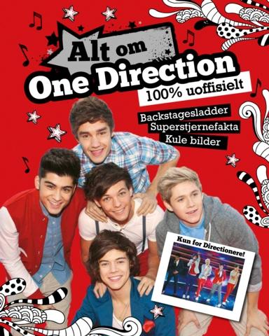 Alt om One Direction : 100% uoffisielt
