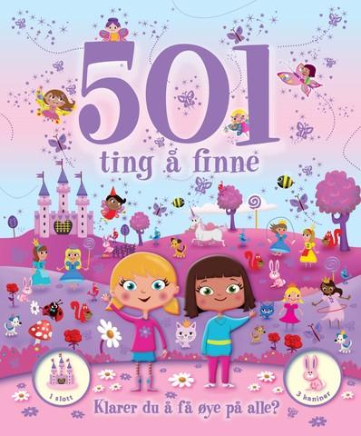 501 ting å finne : (jenter)