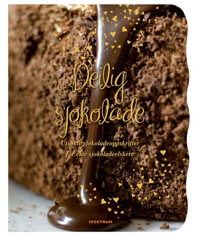 Deilig sjokolade (formskåret)