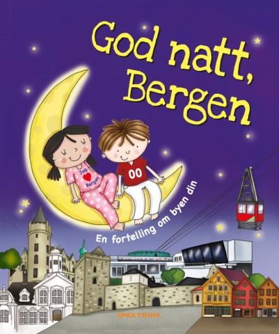 God natt, Bergen. Et lite rim ved leggetid