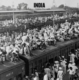 India : 150 years in photographs