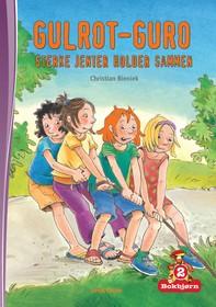 Bokbjørn: Gulrot-Guro - Sterke jenter holder sammen