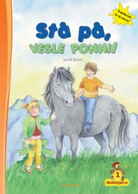 Bokbjørn: Stå på, vesle ponni (1)