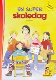 Bokbjørn: En super skoledag (1)