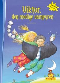 Bokbjørn: Viktor, den modige vampyren