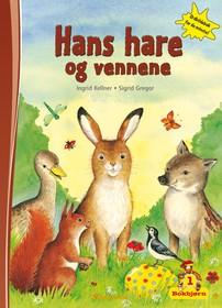 Bokbjørn: Hans hare og vennene
