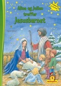 Bokbjørn: Alina og Julian treffer Jesusbarnet