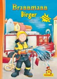 Bokbjørn: Brannmann Birger