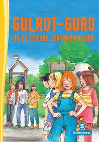 Bokbjørn: Gulrot-guro og de sterke jentenes klubb