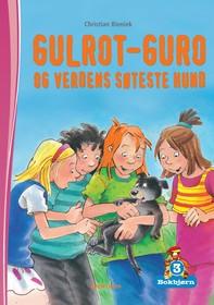 Bokbjørn: Gulrot-guro og verdens søteste hund