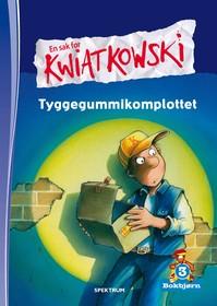 Bokbjørn: Kwiatkowski - Tyggegummikomplottet