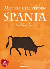 Spania : en kulinarisk reise
