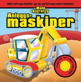 Anleggsmaskiner : med løft-opp-klaffer og en sprett-opp-overraskelse!