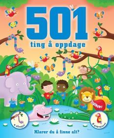 501 ting å oppdage : (gutter)
