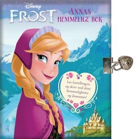 Frost: Annas hemmelige bok