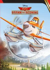 FLY 2: Brann og redning. Disney klassiker