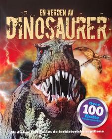En verden av dinosaurer. Barnas faktabøker