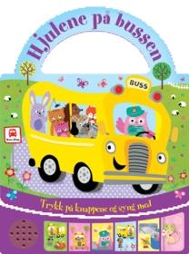 Hjulene på bussen (bok med lydknapper)