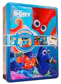 Oppdrag Dory. Disney tinnboks