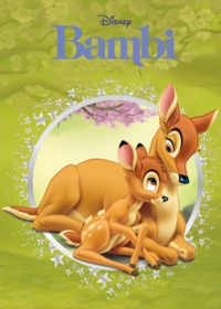 Bambi. Disney klassiker