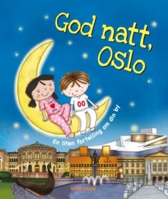 God natt, Oslo. Et lite rim ved leggetid