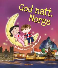 God natt, Norge . Et lite rim ved leggetid