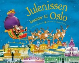 Julenissen kommer til Oslo. God, gammeldags jul