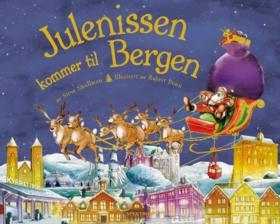 Julenissen kommer til Bergen. God, gammeldags jul