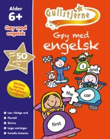 Gøy med engelsk 6+. Egenprod gullstjerne