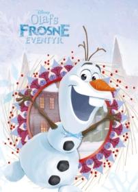 Frost - Olafs frosne eventyr. Disney klassiker