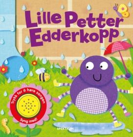 Lille Petter Edderkopp.