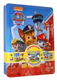 Paw Patrol - tinnboks. En boks full av moro!