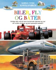 Biler, fly og båter (ny utg)