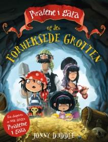 Piratene i gata og  Den forheksede grotten. Lesebok (NRK-serie)
