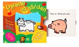 Dyrene på gården : en magisk liten bok